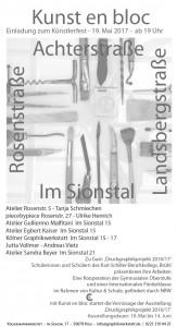 kunstenbloc-flyer